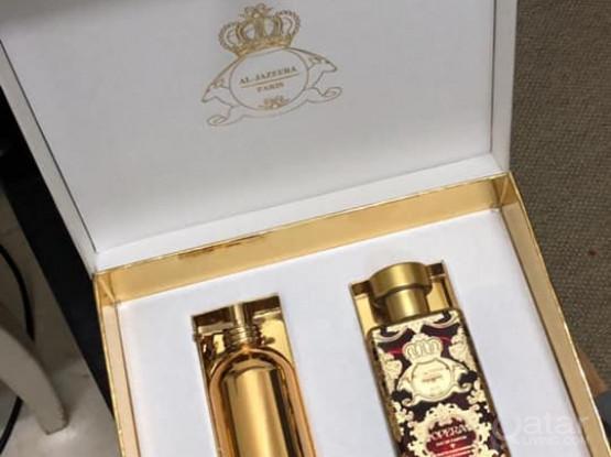 Al Jazeera Perfume box