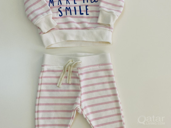 Baby girl clothes in excellent condition, like new