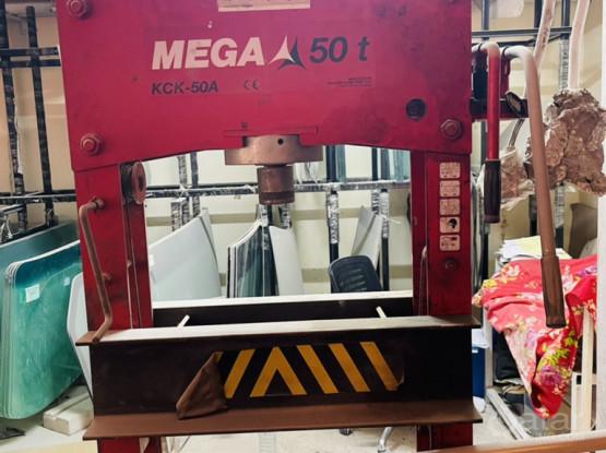 Mega 50 Ton Hydraulic Press For Sale