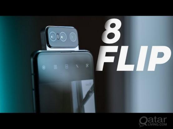 Asus Zenfone 8 Flip 256GB  New Black
