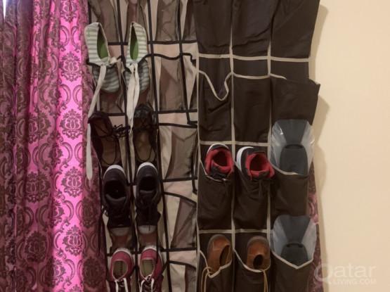 Hanging Shoe Racks