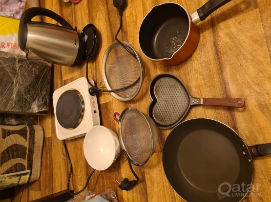 Used kitchen set