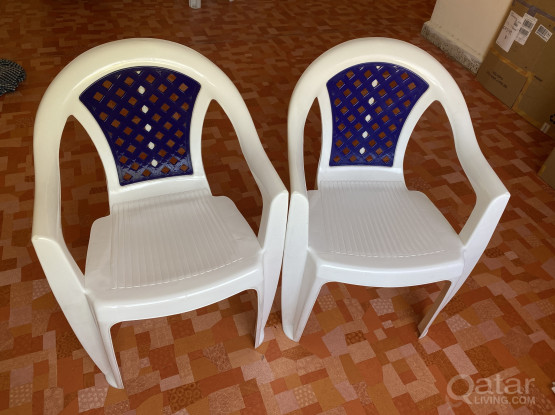 Chairs (2 No's)