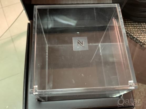 Nespresso View Cube