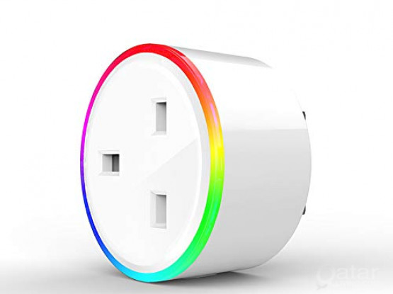 XS-A14 Wifi Mini Smart Plug for home automation compatible with Alexa, Google Home, IFTTT