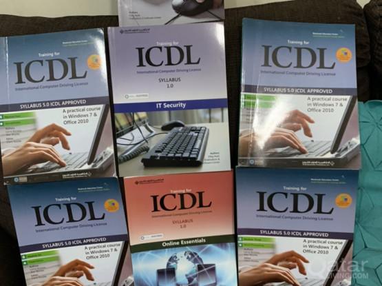 ICDL Books