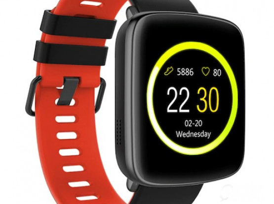 GV68 Smartwatch IP68 Waterproof Bluetooth 4.0 Android iOS Compatible Heart Rate Monitor Remote Camer