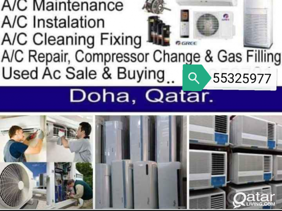 Ac For Sale & Ac Repair, Service, Gass Recharge