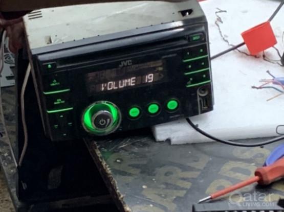 Jvc Car Audio. 300 Qr