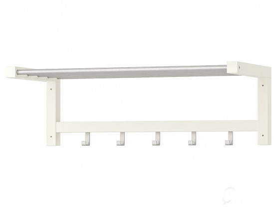 Brand New IKEA Clothes Rack White 79cm