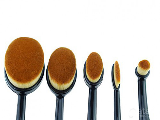 Start Makers Oval Makeup Brushes