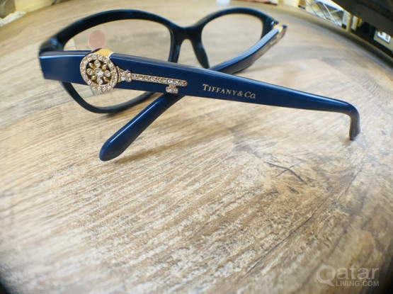 Tiffany Co. authentic Women Glass Frame.