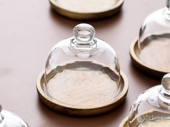1Piece Storage Glass Jar