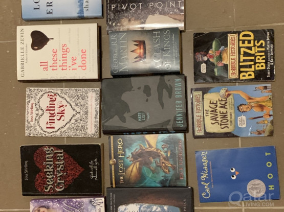 Misc Popular Kids Books and Workbooks