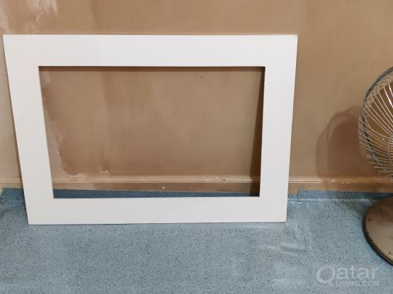 Window Ac frame
