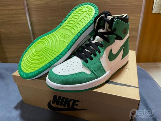 Nike Air Jordan 1 High Zoom CMFT Stadium Green - Men