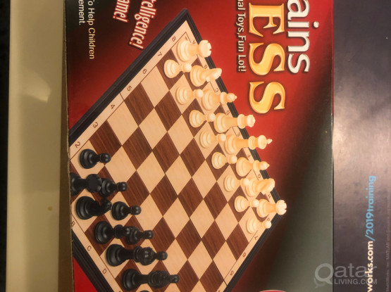 Brains Chess Educational Toy (available : 2)