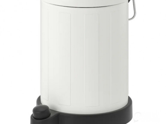 Ikea Dustbin With soft close Lid