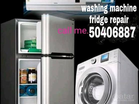 *50406887 Washing machine fridge repair