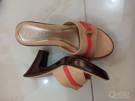 New Ladies foot wears