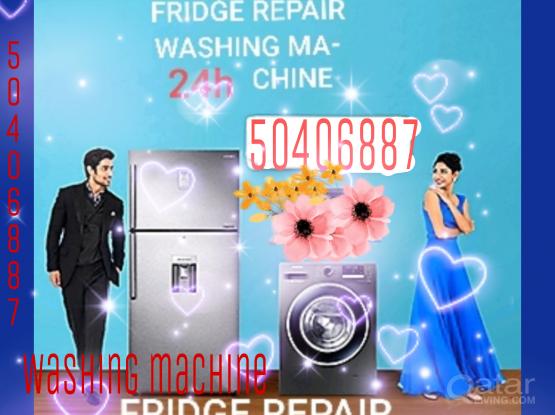 50406887.Washing machine fridge repair