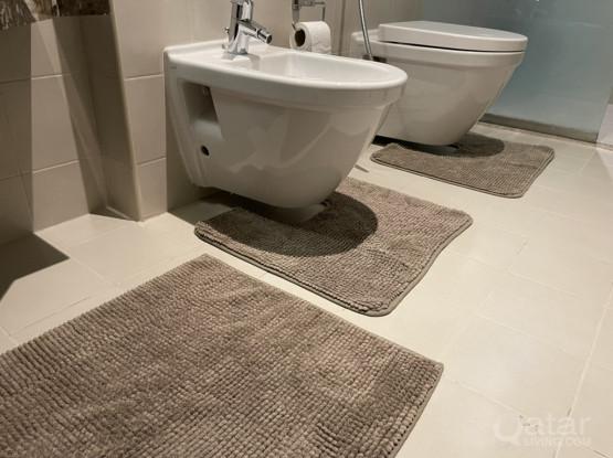 Bathroom Floor Mats Set From Ikea 3 Sets Like New