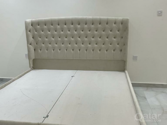 We make Bed, Sofa, Curtain & Wallpaper. Tailored t