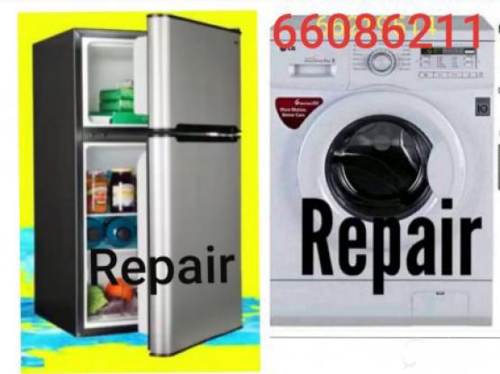 Washing machine ,AC ,fridge repair Doha Qatar