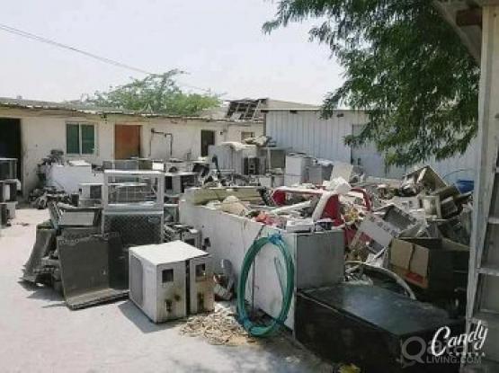 Damage washing machine ,AC buying
