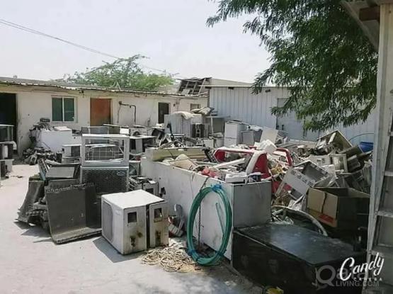 Damage AC ,washing machine buying