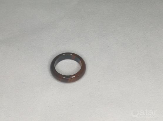Turkish Aqeeq original ring  (call 33831234)