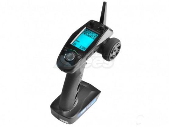 Flysky FS-GT5 2.4G 6CH Transmitter Radio Rc Car