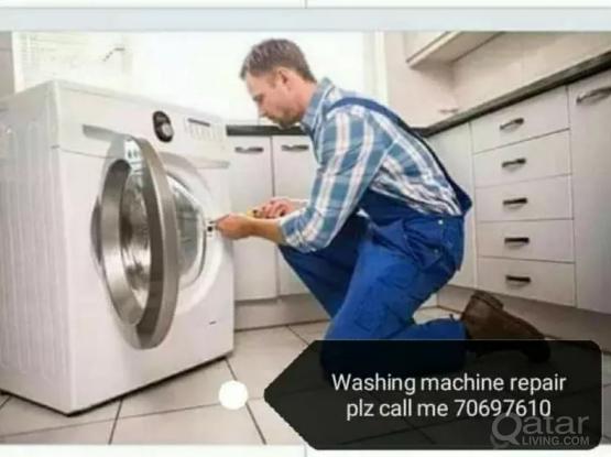 WASHING MACHINE REPAIR CALL ME70697610,