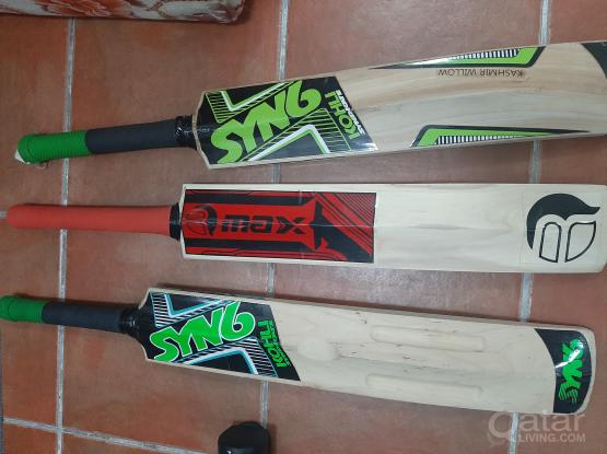 Cricket bats suitable for Tennis ball