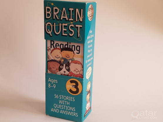 Brain Quest 3 (for ages 8-9)