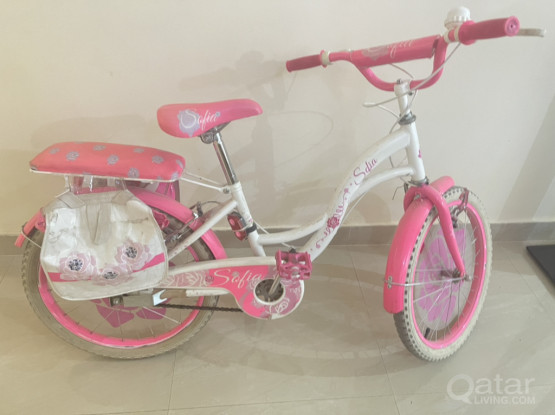 Kids Girls Bicycle For Sale