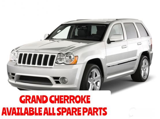 Jeep spare parts