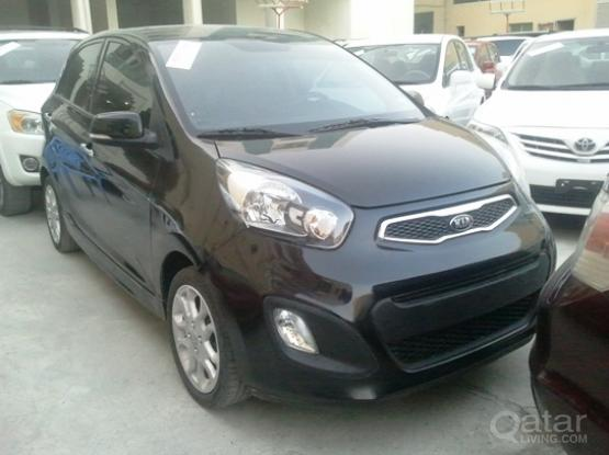 Kia Picanto 2013 for rent ..with full insurance !!