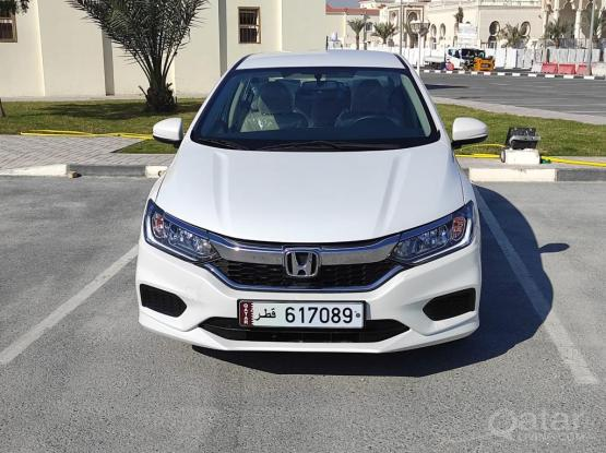 HONDA CITY 2020 - BRAND NEW & VERY NICE LOOKING- AVAILABLE FOR RENT
