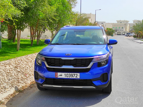 BRAND NEW 2021 MODEL KIA SELTOS- AVAILABLE FOR RENT