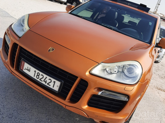Porsche Cayenne GTS 2009