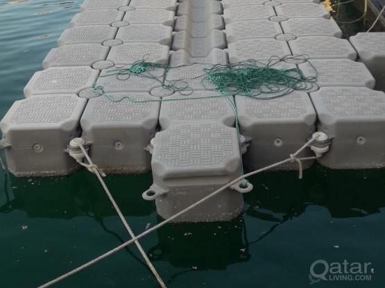 Floating Dock for jet boat or Jet ski