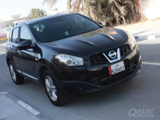 Nissan Qashqai SE 2013