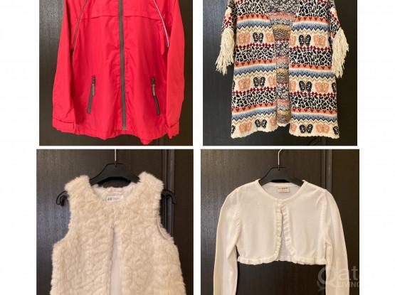 Girls Clothing Bundle (H&M, LC Waikiki, George UK) 8 - 9 Years (Like New!)