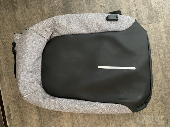 Anti theft backpack brand new never used