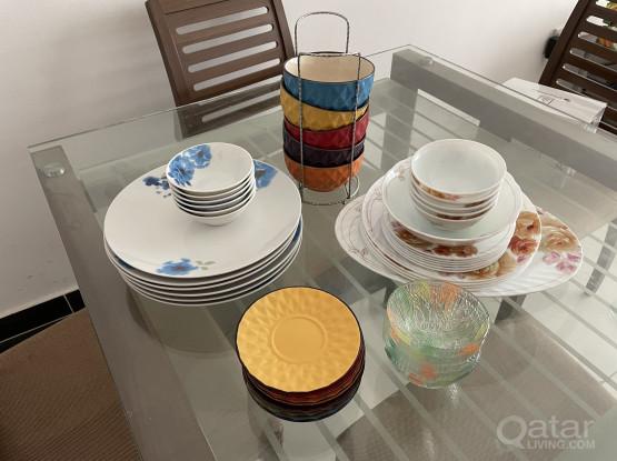 Kitchenware - Crockery