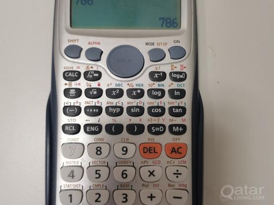 Casio fx 115 ES PLUS scientific calculator