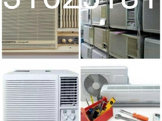 WINDOW AC FOR SALE GOOD QUALITY 31625181(Whatsapp)