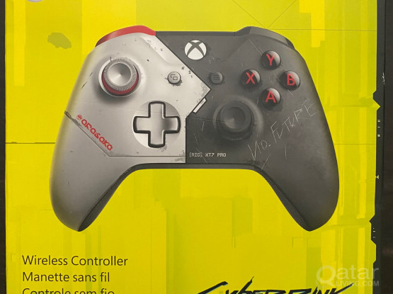 Limited Edition Xbox X/S Controller with 14Day Game Pass & Charger Cable