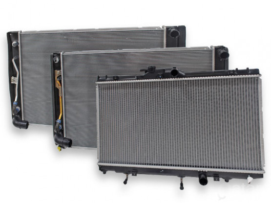 Radiators, AC Compressors, Evaporators, Condensors, Dinomos, Starters and fans available